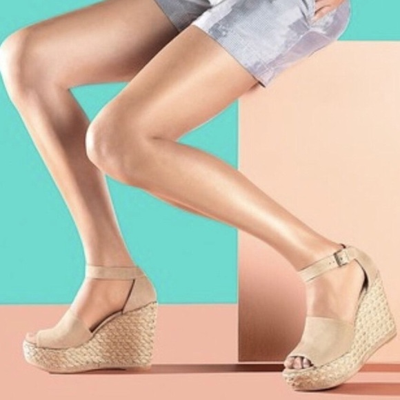Stuart Weitzman Sohojute Wedge Sandals cheap sale explore best place cheap price 46r7MClIY